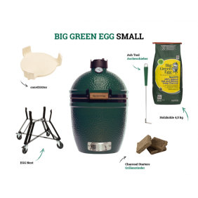 Big Green Egg Small Starter-Set
