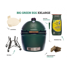 Big Green Egg XXLarge Starter-Set