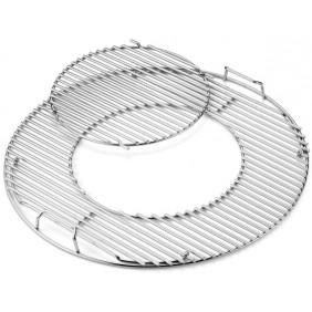 Weber Gourmet BBQ System (GBS) - Grillrost für Holzkohlegrill (Ø 57 cm)