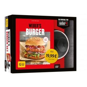 Weber-GU Burger-Set