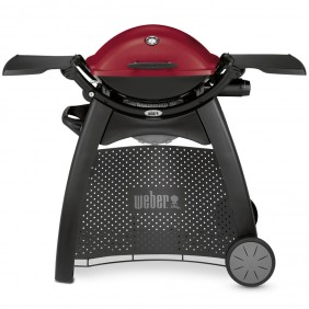 Weber Q 2200 Station, Rot/Maroon