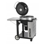 NAPOLEON Holzkohlegrill Charcoal Rodeo Professional Cart