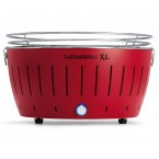 LotusGrill Holzkohlegrill XL-Feuerrot