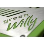 Asteus -green Willy- 800 Grad Infrarot Elektro Grill