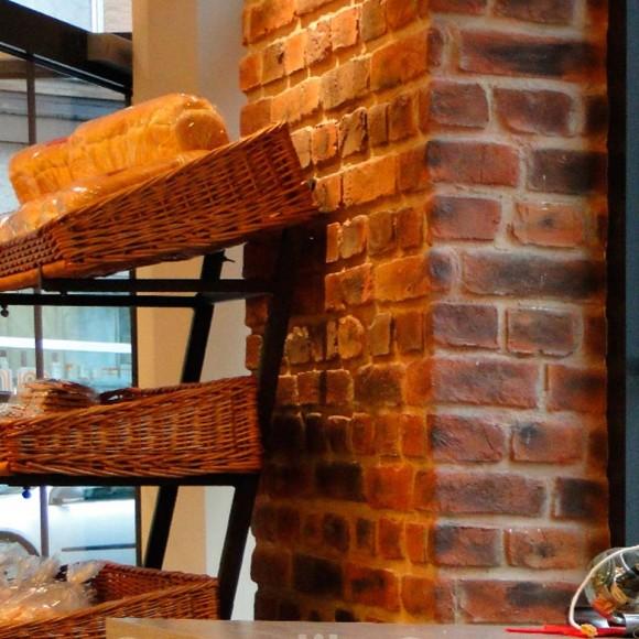 loft mit beton und klinker einrichtung, stoneslikestones steinpaneel ladrillo vertikale loft classic 272, Design ideen