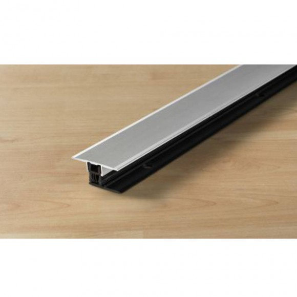 Proline Procoverclip Universal Ubergangsprofil Aluminium Eloxiert 90cm