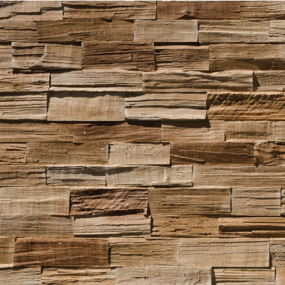 stoneslikestones holzpaneel duelas marron 424 mein. Black Bedroom Furniture Sets. Home Design Ideas