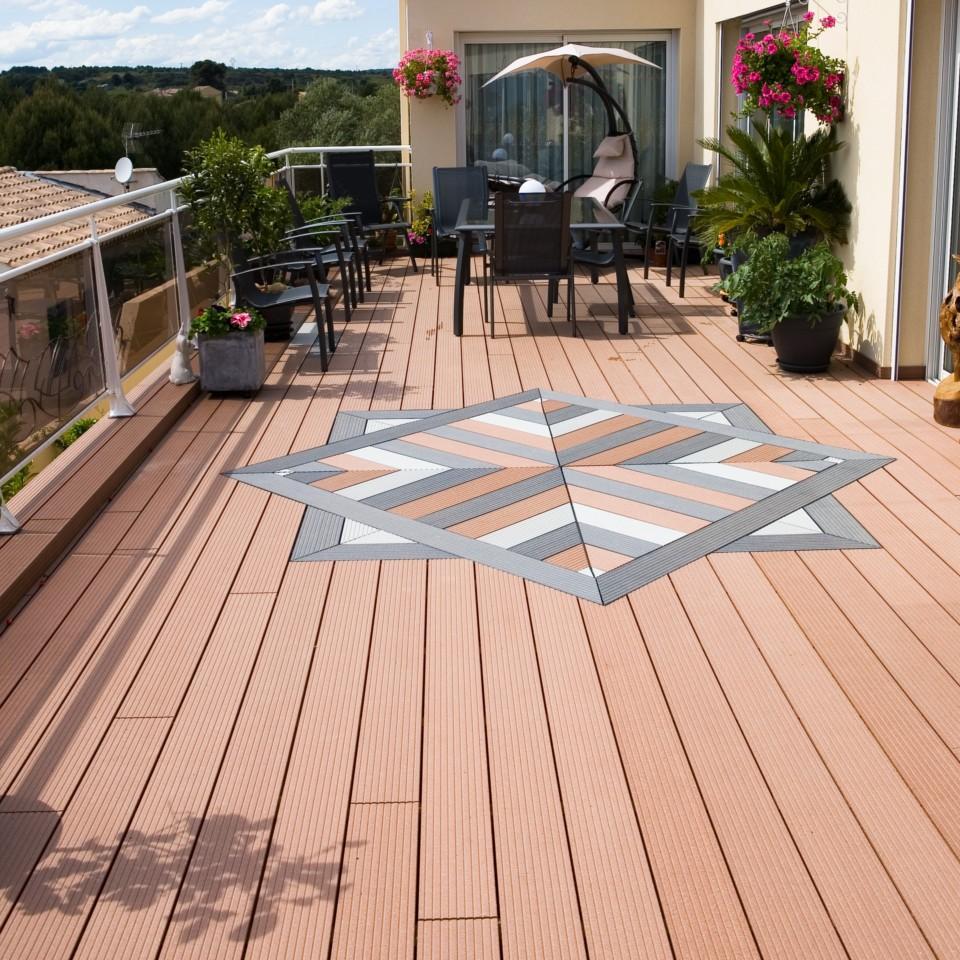 terrassendiele upm profi design deck herbstbraun mein. Black Bedroom Furniture Sets. Home Design Ideas