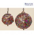 Boltze Kugellampe PINZA Ø 22-32 cm