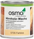 OSMO Hirnholz-Wachs 5735 Farblos-0,375 l