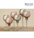 Boltze Windlicht MINOU 6-tlg. Set Farbmix