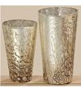 Boltze Vase CLEOPATRA 2-tlg. Set Höhe20-25 cm