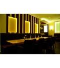 dot spot LED Lichtlinie slimlux 19 K- Standard/Teilverguss mit diffuser Abdeckung