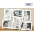 Boltze 6er Bilderrahmen 46x29 cm