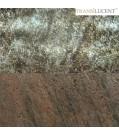 STONESlikeSTONES Glimmerschiefer SLATE LITE Transluzent Cobre