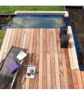 OSMO Terrassendiele Tali geriffelt/glatt-Natursortierung