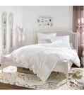 Bettwäsche RÜSCHEN aus 100% Baumwolle im Romantik-Look