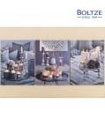 Boltze LED-Bild Höhe 40,5 cm