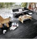 MeisterWerke MeisterDesign.life DB 800 Black Lava 7323-Dekor, 5938007323