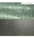 STONESlikeSTONES Glimmerschiefer SLATE LITE Transluzent Mare/Sea Green