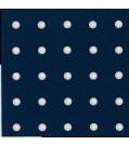 MeisterWerke Paneele Design Rahmen Einlegeprofil Punti blau 275