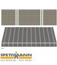 SPETTMANN Aufpreis Exclusivdessin Tuch mit Blockstreifen/Streifen-F037