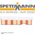 SPETTMANN Zubehör zu Markise PERFECT Volant einzeln 20 cm hoch