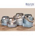 Boltze Windlicht REES Hänglänge 12 cm