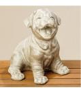 Boltze Deko-Figur Bulldogge BRUTUS
