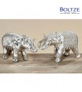 Boltze Deko-Figur ELEFANT Höhe 18 cm