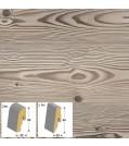 MeisterWerke Steckfußleiste Fichte cashmere 6379 2PK / 3PK