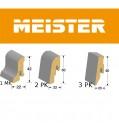 MeisterWerke Steckfußleiste Eiche Bodega 6403 1 MK / 2PK / 3PK
