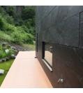 STONESlikeSTONES Glimmerschiefer SLATE LITE Ecostone Deep Black