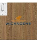 WICANDERS Steckfußleiste Eiche Fox