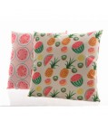 Kaemingk Kissen-Set  FRUITS -2-tlg. 45 x 45 cm