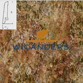 WICANDERS Steckfußleiste Schiefer Aquarela