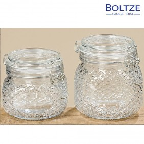 Boltze Vorratsdose TADEO 500ml-1000ml