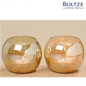 Boltze Windlicht YASIR Ø 10 cm