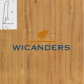 WICANDERS Steckfußleiste Europäische Kirsche Prime