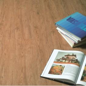 KWG Designboden Green Antigua Eiche Rustik - PVC-Frei