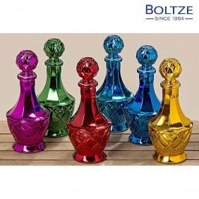 Boltze Flasche FALLA Höhe 24 cm
