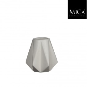 MICA Vase MIA off white Ø 9 cm