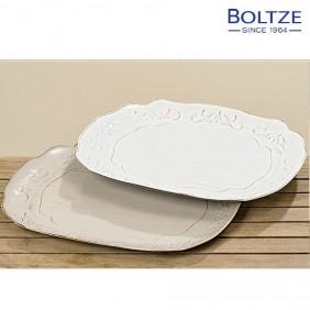 Boltze Deko-Tablett PAZ Länge 50 cm