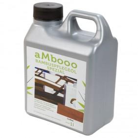 aMbooo Bambuspflegeöl Spezial für aMbooo Terrassendielen