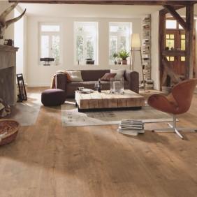 MeisterWerke Designboden Silent Touch Stileiche cognac 6949 DD300 / DD300S