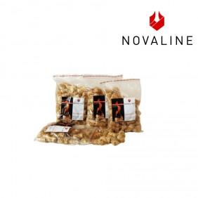NOVALINE Holz-Anzünder 50 Stück