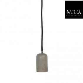 MICA Lampe ANKARA in Betonoptik