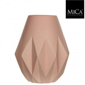 MICA Vase MIA Altrosa Ø 24,5 cm
