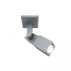 MeisterWerke NV-LED-Anbauleuchte Apollo-Quadro 5 Watt