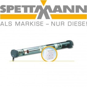 "SPETTMANN Elektromotor ""BASIC"" mit Schalter"
